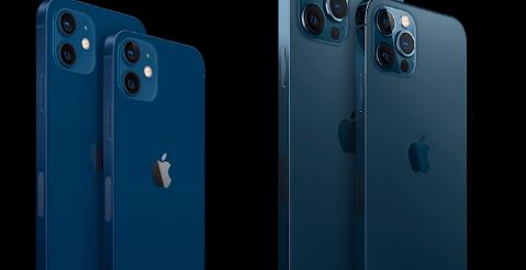 Iphone 12 och Iphone 12 Pro Apple