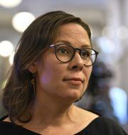 Maria Malmer Stenergard (M)/Arkivbild.  Ali Lorestani/TT / TT NYHETSBYRÅN