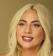 Lady Gaga i dokumentärserien.  TT NYHETSBYRÅN