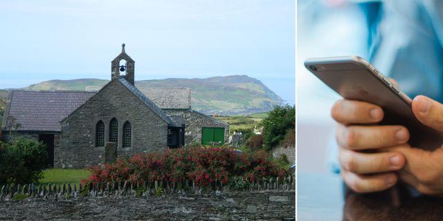 Isle of man inför mobilförbud på två av sina semesteranläggningar. Adrian Thompson/Adrianna Calvo