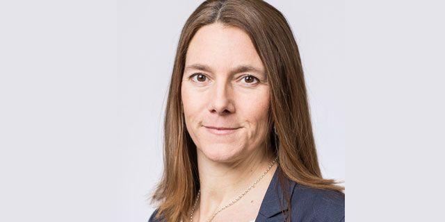 Ylva Palmqvist, Global Cash Manager på Danske Bank.