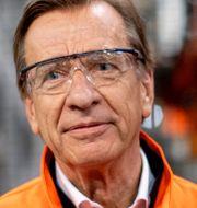Arkivbilder. Volvo Cars vd Håkan Samuelsson.  Shutterstock/TT
