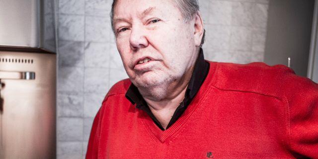 Bert vill gora tv show med usla sangare