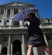 Bank of England. DANIEL LEAL-OLIVAS / TT NYHETSBYRÅN
