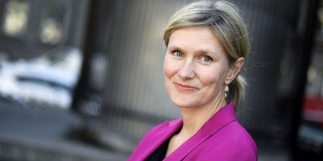 Unionens chefsekonom Katarina Lundahl Unionen