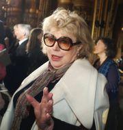 Marianne Faithfull.  Thibault Camus / TT NYHETSBYRÅN