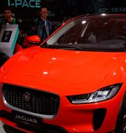 Arkivbild: Jaguar I-Pace vid en mässa i Peking Andy Wong / TT NYHETSBYRÅN