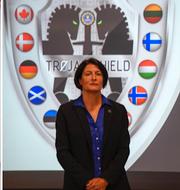 Häktet i Östersund/FBI:s specialagent Suzanne Turner ledde insatsen. TT