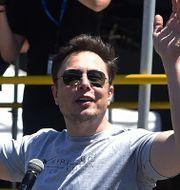 Elon Musk ROBYN BECK / AFP