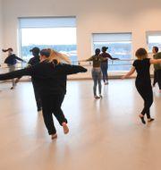 Dans på Sigtuna kulturskola. Illustrationsbild.  Fredrik Sandberg/TT / TT NYHETSBYRÅN