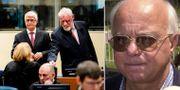 Arkivbild på serbiske advokaten Toma Fila. TT/AP