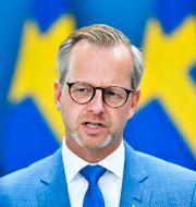 Mikael Damberg. Anders Wiklund/TT / TT NYHETSBYRÅN