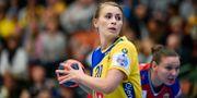 Isabelle Gulldén. Björn Larsson Rosvall/TT / TT NYHETSBYRÅN