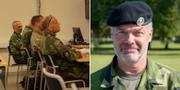 Jan Björklund. Försvarsmakten