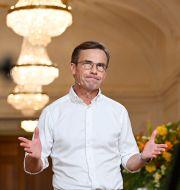 Ulf Kristersson. Stina Stjernkvist/TT / TT NYHETSBYRÅN