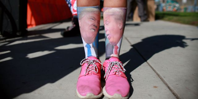 SANDY HUFFAKER / AFP