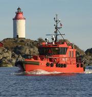 Pressfoto: Sjöfartsverket