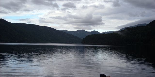 Seljordsvatnet.  Wikipedia
