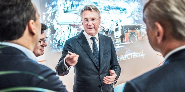 Björn Rosengren. Tomas Oneborg/SvD/TT / TT NYHETSBYRÅN