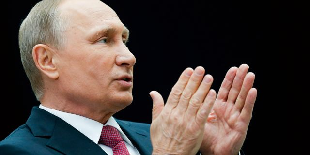 Putins tyngsta vapen satts in i syrien