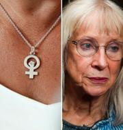 Amineh Kakabaveh, Susanne Osten och Margareta Garpe är några av kvinnorna bakom artikeln.