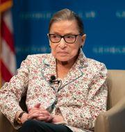 Ruth Bader Ginsburg. Manuel Balce Ceneta / TT NYHETSBYRÅN