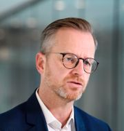 Mikael Damberg.  Jessica Gow/TT / TT NYHETSBYRÅN
