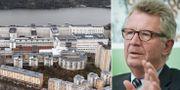 Södersjukhuset/Johan Giesecke.  TT