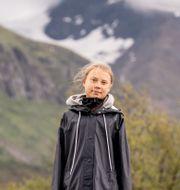 Greta Thunberg. Carl-Johan Utsi / TT / TT NYHETSBYRÅN