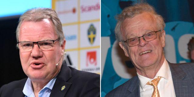 Nilsson, Eriksson.