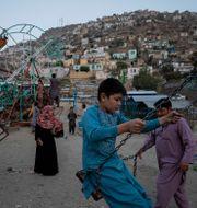 Kabul, 10 september. Bernat Armangue / TT NYHETSBYRÅN