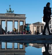 Illustrationsbild: Brandenburg Tor i Berlin.  Ralf Hirschberger / TT NYHETSBYRÅN/ NTB Scanpix