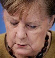 Angela Merkel. Michael Kappeler / TT NYHETSBYRÅN