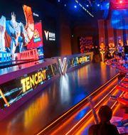 Arkivbild: League of Legends World Championship  2020 från kinesiska Shanghai, 31 oktober 2020.  TT NYHETSBYRÅN
