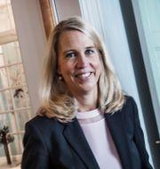 Helena Stjernholm, vd för Industrivärden. Arkivbild. Yvonne Åsell/SvD/TT / TT NYHETSBYRÅN