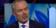 Liberalernas avgående partiledare Jan Björklund.  SVT