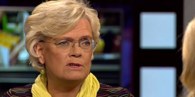 Carola Lemne, vd Svenskt  SVT