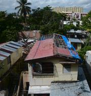 Donald Trump / Tre år senare syns fortfarande spåren efter orkanen Maria på Puerto Rico. TT