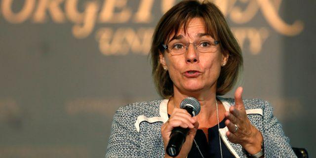Isabella Lövin GARY CAMERON / TT NYHETSBYRÅN