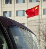 Tianjin i Kina. TT.