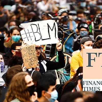 Black Lives Matter Global Network Foundation, the group behind the emergence of the Black Lives Matter movement, has established a more than $12 million fund to aid organizations fighting institutional racism in the wake of the George Floyd protests. Matt Rourke/TT