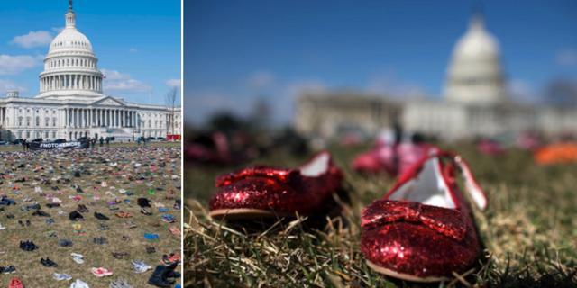 SAUL LOEB / AFP /CHIP SOMODEVILLA / GETTY IMAGES NORTH AMERICA /TT