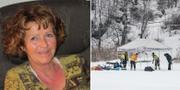 Anne-Elisabeth Falkevik Hagen/Norsk polis har börjat dyka i sjön Langvannet Privat via polisen/TT