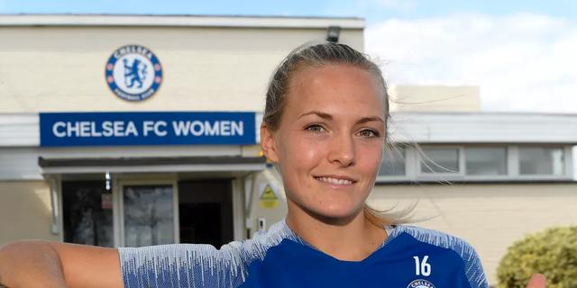 Magdalena Eriksson. Chelsea FC
