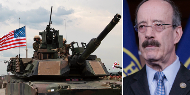 Eliot Engel utesluter ett militärt ingripande i Venezuela TT
