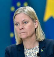 Magdalena Andersson/Arkivbild Pontus Lundahl/TT / TT NYHETSBYRÅN