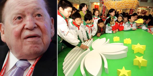 Sheldon Adelson. TT