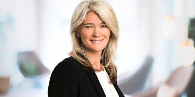 Louise Tjeder, IR-chef på Bonava.  Jenny Drakenlind