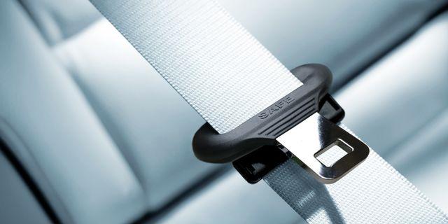 Säkerhetsbälte. Arkivbild. deepblue4you / E+