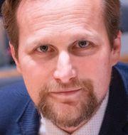 Carl-Johan Sonesson/sjukvårdspersonal i skyddsutrustning.  TT